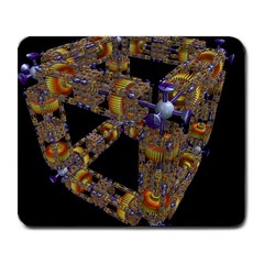 Machine Gear Mechanical Technology Large Mousepads