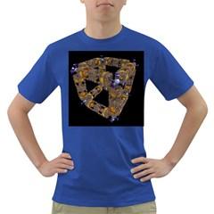 Machine Gear Mechanical Technology Dark T-Shirt