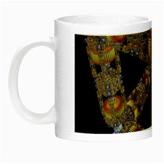 Machine Gear Mechanical Technology Night Luminous Mugs