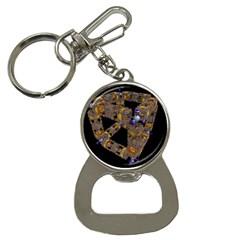 Machine Gear Mechanical Technology Button Necklaces