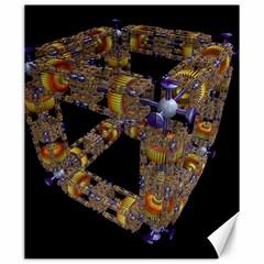 Machine Gear Mechanical Technology Canvas 20  x 24