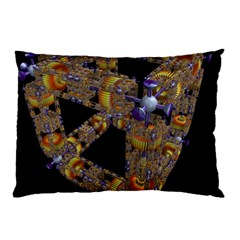 Machine Gear Mechanical Technology Pillow Case (two Sides)
