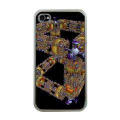 Machine Gear Mechanical Technology Apple Iphone 4 Case (clear)