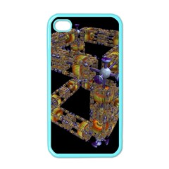 Machine Gear Mechanical Technology Apple Iphone 4 Case (color)
