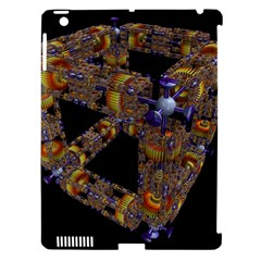 Machine Gear Mechanical Technology Apple Ipad 3/4 Hardshell Case (compatible With Smart Cover)