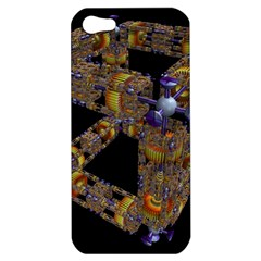 Machine Gear Mechanical Technology Apple Iphone 5 Hardshell Case