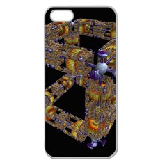 Machine Gear Mechanical Technology Apple Seamless Iphone 5 Case (clear)