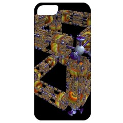 Machine Gear Mechanical Technology Apple Iphone 5 Classic Hardshell Case