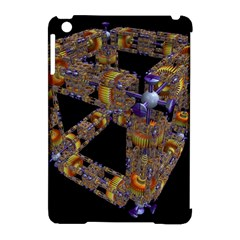 Machine Gear Mechanical Technology Apple iPad Mini Hardshell Case (Compatible with Smart Cover)