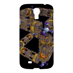 Machine Gear Mechanical Technology Samsung Galaxy S4 I9500/I9505 Hardshell Case
