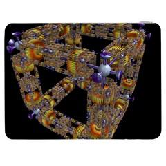 Machine Gear Mechanical Technology Samsung Galaxy Tab 7  P1000 Flip Case