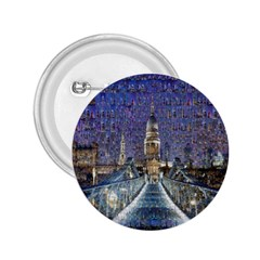 London Travel 2.25  Buttons