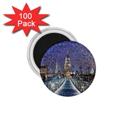 London Travel 1 75  Magnets (100 Pack)