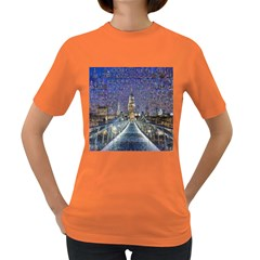 London Travel Women s Dark T-Shirt