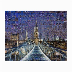 London Travel Small Glasses Cloth