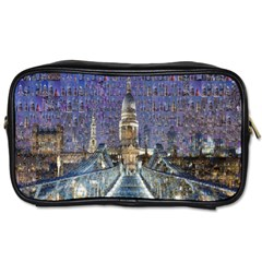 London Travel Toiletries Bags
