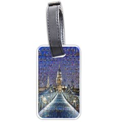 London Travel Luggage Tags (Two Sides)