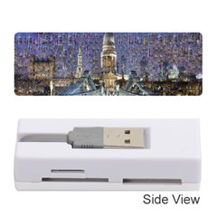 London Travel Memory Card Reader (Stick)