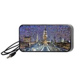 London Travel Portable Speaker (Black)