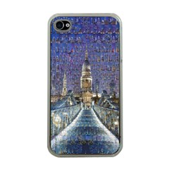 London Travel Apple iPhone 4 Case (Clear)