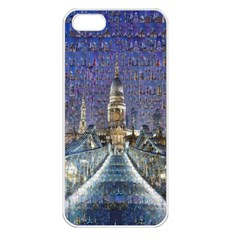 London Travel Apple Iphone 5 Seamless Case (white)