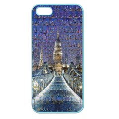 London Travel Apple Seamless Iphone 5 Case (color)