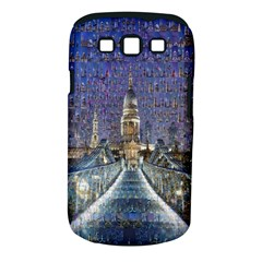 London Travel Samsung Galaxy S Iii Classic Hardshell Case (pc+silicone)