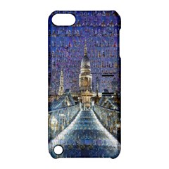 London Travel Apple iPod Touch 5 Hardshell Case with Stand