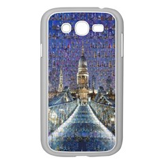 London Travel Samsung Galaxy Grand Duos I9082 Case (white)