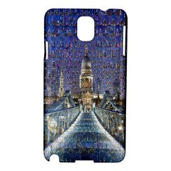 London Travel Samsung Galaxy Note 3 N9005 Hardshell Case