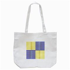 Metallic Gold Texture Tote Bag (white)