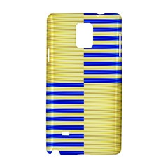 Metallic Gold Texture Samsung Galaxy Note 4 Hardshell Case