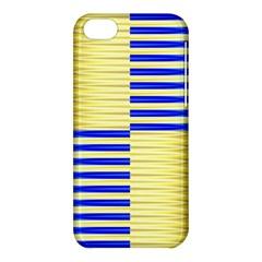 Metallic Gold Texture Apple Iphone 5c Hardshell Case