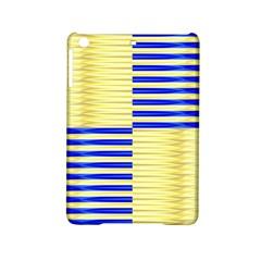 Metallic Gold Texture Ipad Mini 2 Hardshell Cases