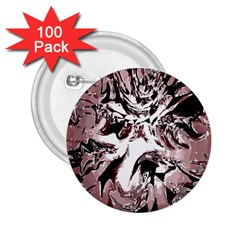 Metal Lighted Background Light 2.25  Buttons (100 pack)