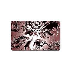 Metal Lighted Background Light Magnet (Name Card)