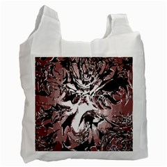 Metal Lighted Background Light Recycle Bag (two Side)