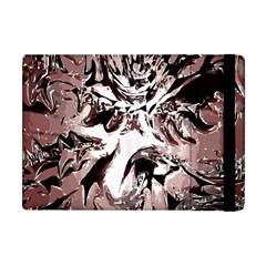 Metal Lighted Background Light Apple Ipad Mini Flip Case