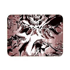 Metal Lighted Background Light Double Sided Flano Blanket (Mini)