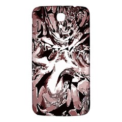 Metal Lighted Background Light Samsung Galaxy Mega I9200 Hardshell Back Case