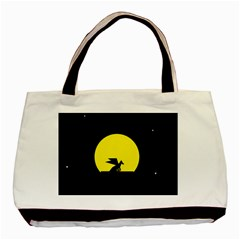 Moon And Dragon Dragon Sky Dragon Basic Tote Bag