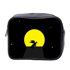 Moon And Dragon Dragon Sky Dragon Mini Toiletries Bag 2 Side