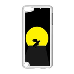 Moon And Dragon Dragon Sky Dragon Apple iPod Touch 5 Case (White)