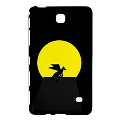 Moon And Dragon Dragon Sky Dragon Samsung Galaxy Tab 4 (8 ) Hardshell Case