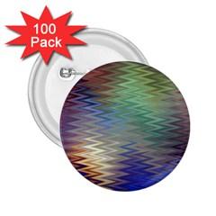Metallizer Art Glass 2 25  Buttons (100 Pack)