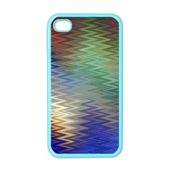 Metallizer Art Glass Apple Iphone 4 Case (color)