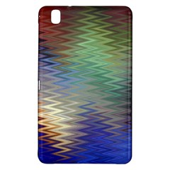 Metallizer Art Glass Samsung Galaxy Tab Pro 8 4 Hardshell Case
