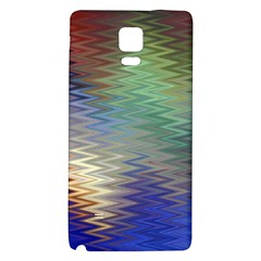 Metallizer Art Glass Galaxy Note 4 Back Case