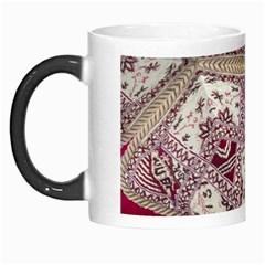 Morocco Motif Pattern Travel Morph Mugs