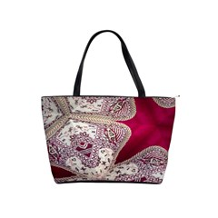 Morocco Motif Pattern Travel Shoulder Handbags